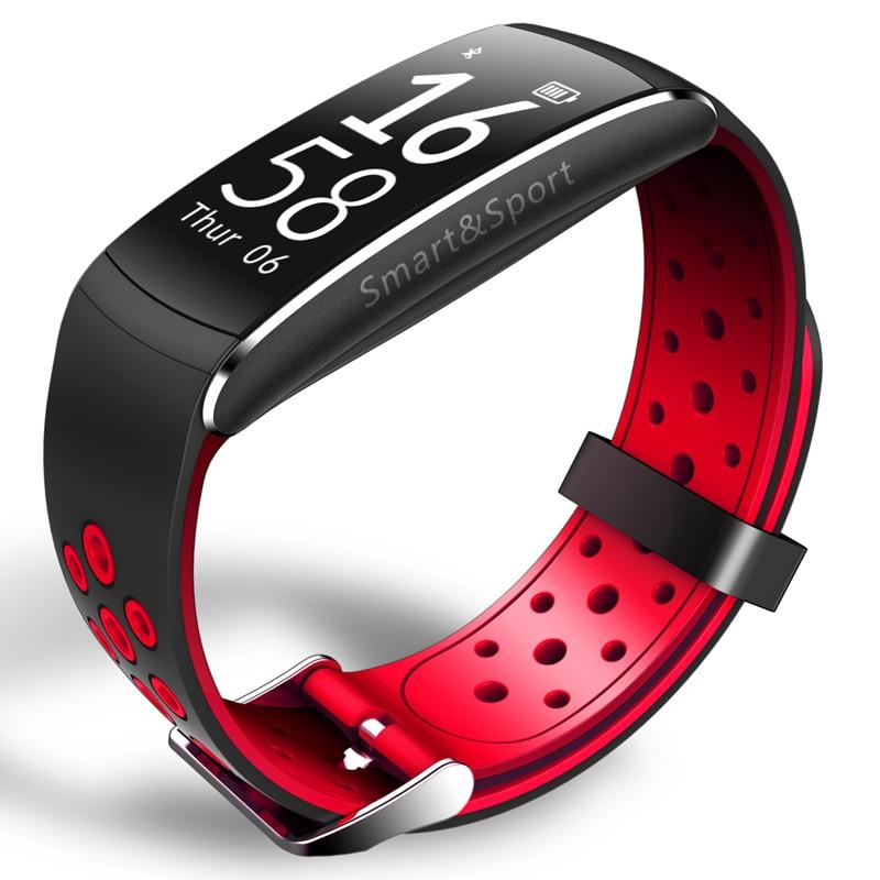 Q8 Smart Bracelet Monitor otkucaja srca Fitness Tracker Bluetooth - Pametna elektronika - Foto 3