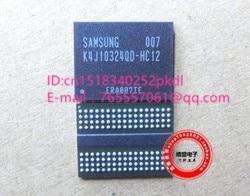 (1PCS) (2PCS) (5PCS) (10PCS) 100%  new original K4J10324QD-HC12   K4J10324QD  HC12  memory BGA particles карта памяти compactflash sony qd n64 j