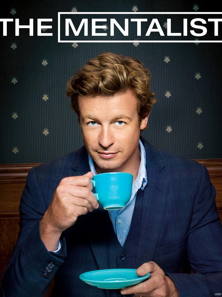Us 100 He Reads Between The Lies The Mentalist Patrick Jane Simon Baker Tv Series Hd Art Huge Wall Print Poster In Painting Calligraphy From Home