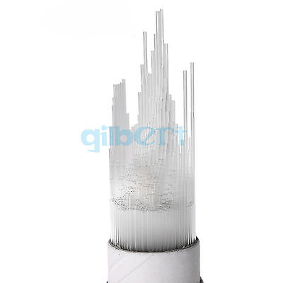 100mm PK500 Glass Capillary Melting Point Tubes ID 0.9-1.1mm Both Open Ends