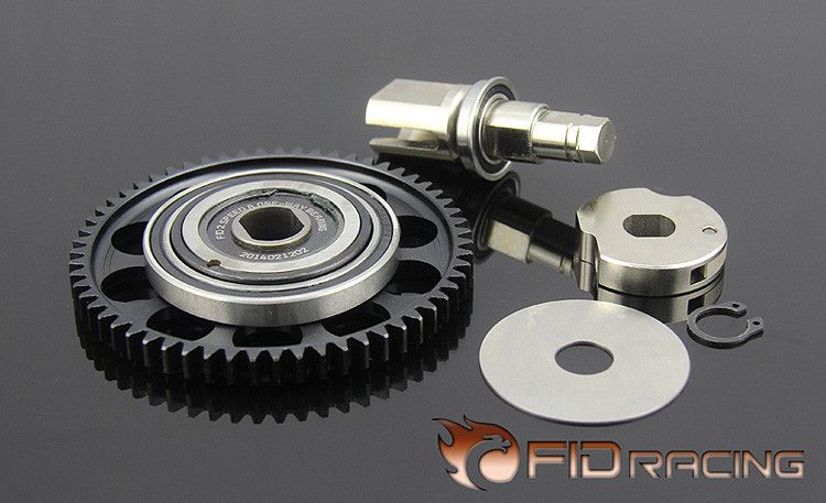FID 2 SPEED FOR LOSI 5IVE-T 4