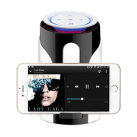 Wireless Bluetooth Speaker Portable Stereo Sport Music Watch Mini Wrist Speaker stereo Music surround Outdoor Speaker E1#