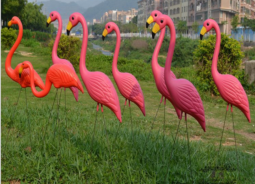 Online Buy Wholesale garden flamingo from China garden flamingo