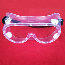 حماية سلامة نظارات العمل مكافحة الغبار العين مكافحة الضباب مكافحة الرمال يندبروف مكافحة الغبار اللعاب نظارات شفافة حماية العين