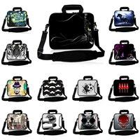 Sleeve Bag 17 15 14 13 12 10 Inch Laptop Shoulder Cases Handbag Soft Computer 15