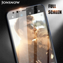 JONSNOW Tempered Glass for Huawei Mate 10 Lite Full Coverage Protective Film for Huawei Nova 2i/Honor 9i Screen Protector goowiiz черный maimang 6 mate 10 lite honor 9i nova 2i