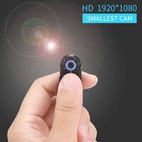 Mini Camera Smallest Camera 1080P Full HD Mini DV Cam Camcorders Micro Infrared Night Vision Motion