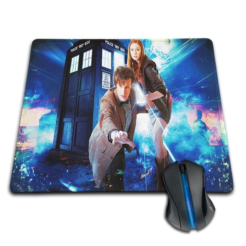 180X220X2mm Özelleştirilmiş Mouse Pad Amy Pond Doctor Who Onbirinci Doktor Karen Gillan 250x290x2mm Dikdörtgen Fare Mat Pad