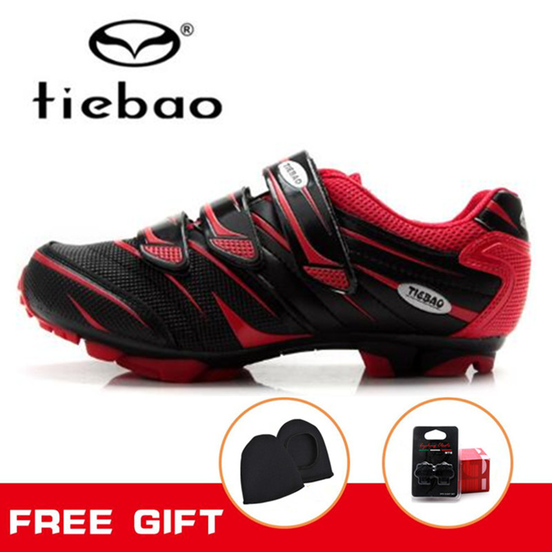 TIEBAO Cycling Shoes Mountain Bike Shoes men sneakers women sapatilha ciclismo mtb zapatillas deportivas mujer Bicycle Shoes цены