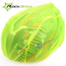 ROCKBROS велосипедный шлем дождевик пылезащитный ветрозащитный водонепроницаемый аксессуары mtb велосипед Сверхлегкий шлем дождевик
