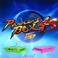 2017 new Pandora Box 4S 680 in 1 Jamma Mutli Game Board Original Pandora's Box 4S HD VGA 680 in 1Jamma Arcade Board