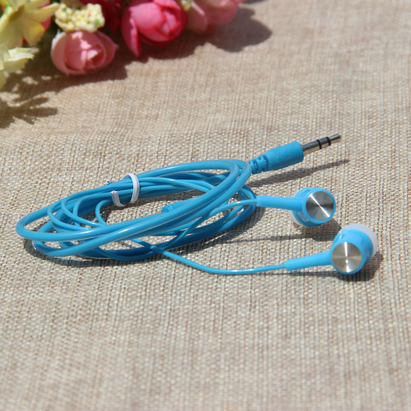 3.5mm earphones Good quality assurance will not Twining As cheap As dirt Suit all 3.5 audio equipment for Samsung Android phone