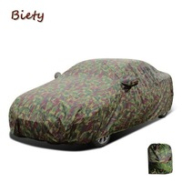 Indoor Outdoor Full Car Cover Sun UV Snow Dust Resistant Protection Size S M L XL Car Covers