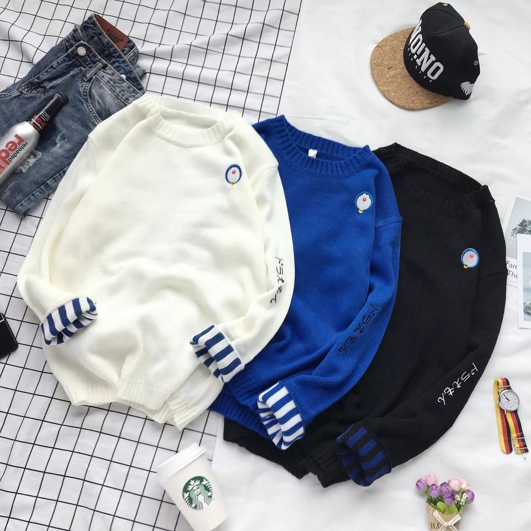 Men's Sweaters With Warm Knitted Sweaters In Early Spring Of 2019
