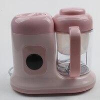 HIMOSKWA 200ML 식품 믹서기 220V 쌀 붙여 넣기 잼 퓌레 메이커 아기 마늘 생강 그라인더 크러셔 자동 전원 끄기