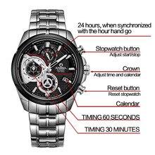 Luxury Brand Sport Men watch quartz stopwatch casual charm relogio masculino Luminous waterproof 100m CASIMA  #8303