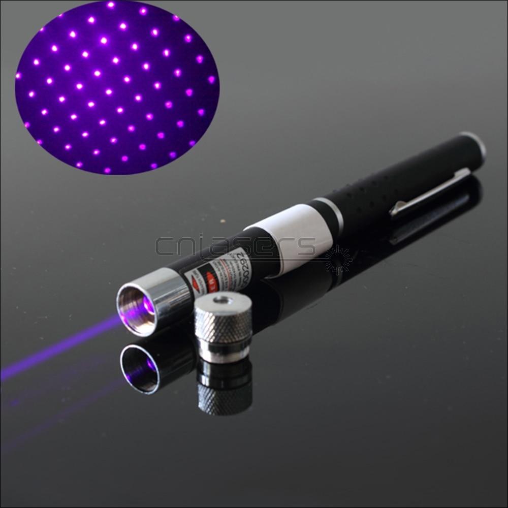 Purple Laser Pen 2 In 1-011
