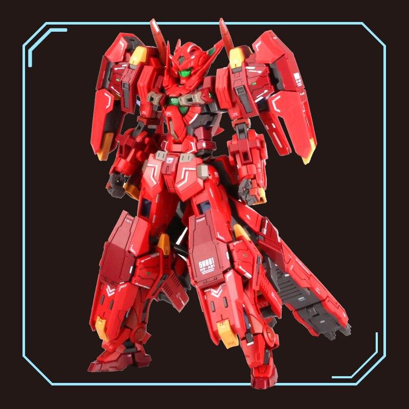 HS Mold Star Justice Goddess F Gundam Astraea GNY 001MB Avalanche MG1 100 Kids Assembling Toys