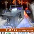 LED дистанционного управления 400 Вт дым машина/RGB изменение цвета 400 Вт Led туман машина/Led дым машина/led fogger DJ оборудование