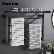 Термоэлектрический нагрев полотенце углеволокно нагревание бытовое полотенце стеллаж теплое полотенце