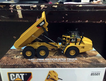 New Packing – Cat 740B Articulated Truck 1/50 Scale DieCast Model 85501 By DM Construction vehicles