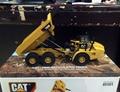 Nuevo Empaque de Gato 740B Camión Articulado 1/50 vehículos de La Construcción Modelo Fundido A Troquel Escala 85501 Por DM