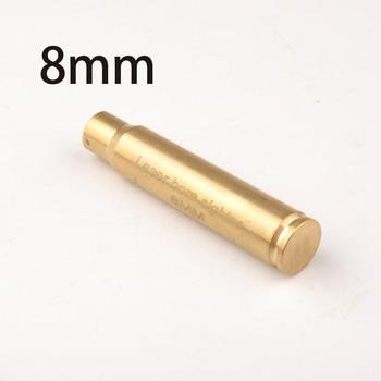 Red dot laser brass cal cartridge