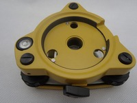 NEW THREE-JAW TRIBRACH WITHOUT OPTICAL PLUMMET TOTAL STATION FOR GPS
