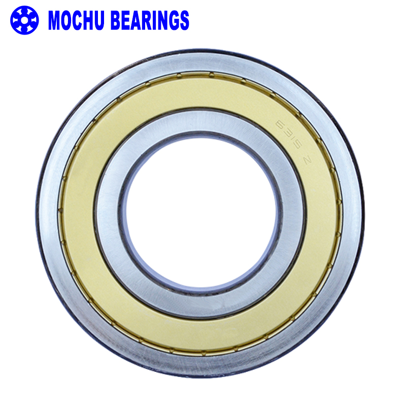1pcs bearing 6315 6315Z 6315ZZ 6315-2Z 75x160x37 MOCHU Shielded Deep groove ball bearings Single row High Quality bearings 50pcs bearing 627zz 627 2z 7x22x7 627 627z mochu shielded miniature ball bearings mini ball bearing deep groove ball bearings