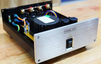 XLR Balance / RCA Single Ended Preamp HiFi Audio Switcher Adapter Splitter