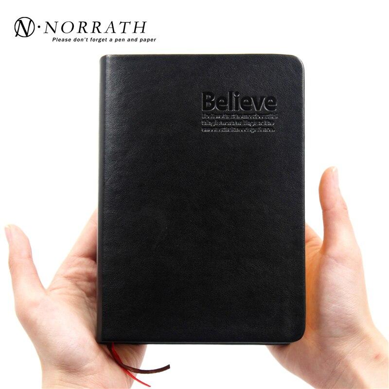 Vintage Debeli papir Notebook Notepad Kožna Biblija Dnevnik Knjiga - Bilježnice i dnevnici - Foto 4