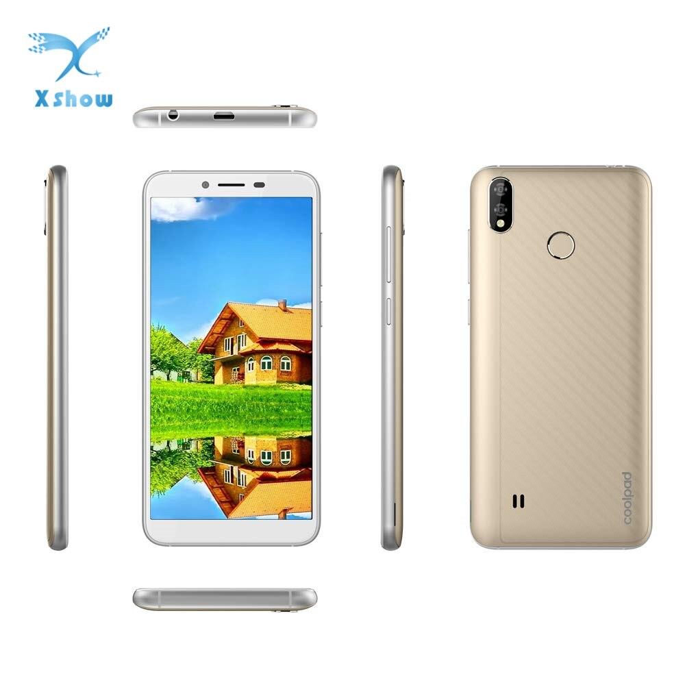 "Coolpad MEGA 5 4G LTE Smartphone 5,77 ""18:9 3GB 32GB MTK6739 cara desbloquear huella dactilar 13,0 + 5,0 MP Android Oreo 8,1 de 3000mAh teléfono-in Los teléfonos móviles from Teléfonos celulares y telecomunicaciones on AliExpress - 11.11_Double 11_Singles' Day 1"