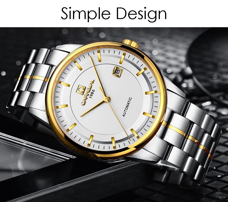 prova dwaterproof água relógios relógio masculino 2018