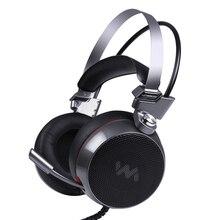 FBUANG 9300 Pro Gaming Headset 7.1 Surround Sound channel USB Проводные Наушники с Микрофоном Функция Вибрации для Gamer