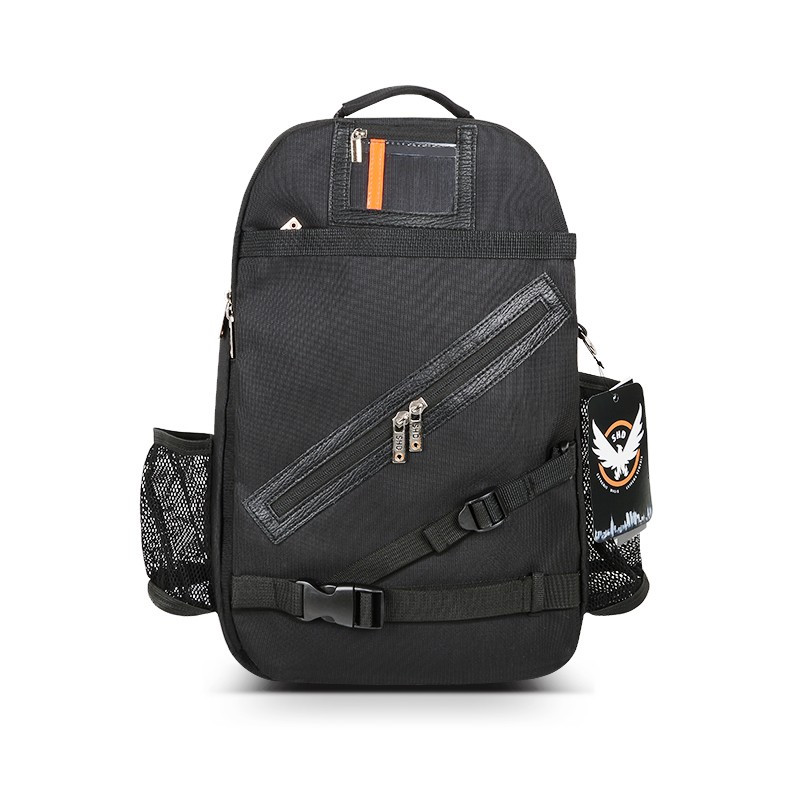Backpack notebook computer official Tom Clancy Division collector's Bag high quality canvas waterproof fabric travel bag tom clancy under fire