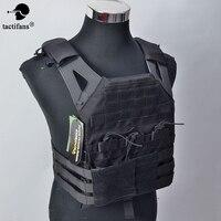 JPC Tactical Vest Quick Reaction Ontological Vest 1000D Molle Chest Rig Protective Plate Carrier JPC Military Combat Gear Vests