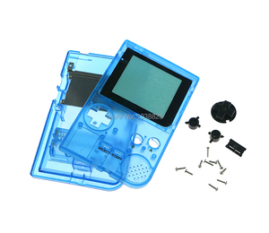 Image 5 - Replacement Repair Full Shell Housing Pack Case Cover full housing shell case with buttons For Game Boy Pocket GBP