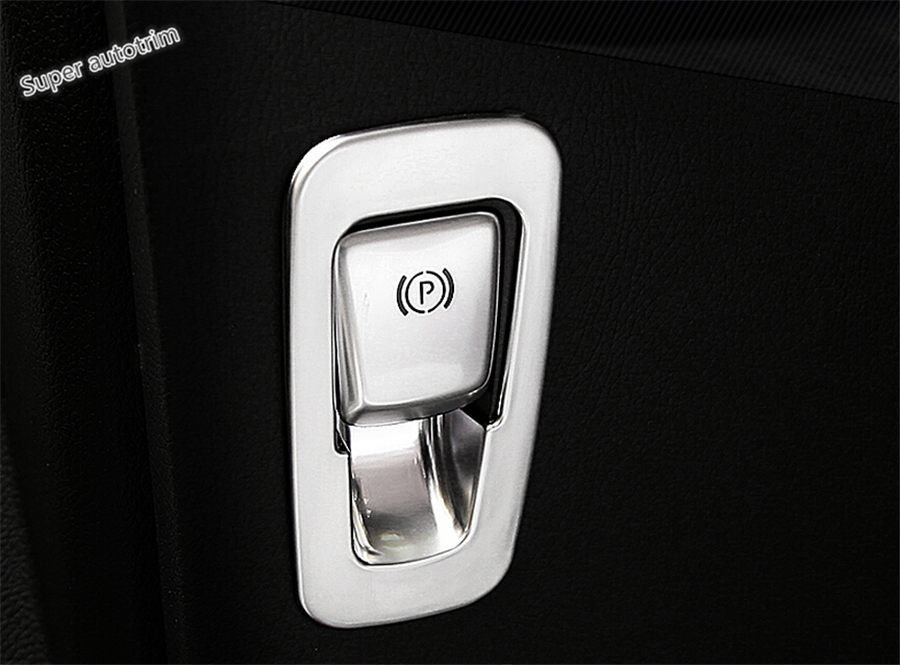 Lapetus More Fashion For Mercedes-Benz V Class V260 W447 2014 - 2017 ABS Electric Hand Parking Brake Button Cover Trim 1 Piece