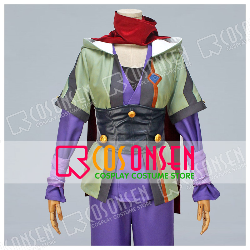 COSPLAYONSEN Kabaneri of the Iron Fortress  Sukari Cosplay costume All Size