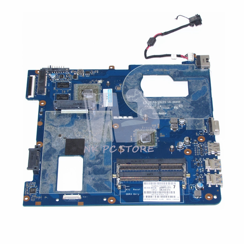 BA59-03420A LA-8868P Main Board For Samsung 355E NP355E5C Notebook Motherboard DDR3 Discrete graphics