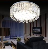 Zyy التعميم أدى ضوء السقف غرفة المعيشة مصابيح إضاءة المنزل زهرة الكريستال الفاخرة الحديثة نوم مطعم الممر corrid