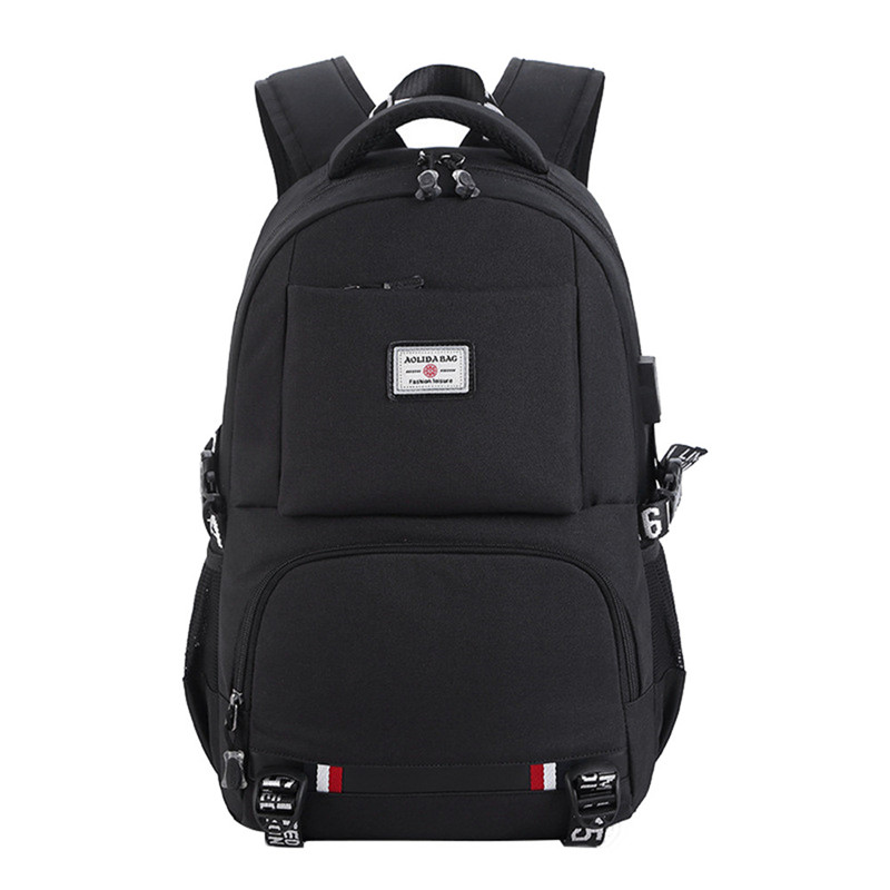 Mens Backpack Bag Brand 15.6 Inch Laptop Notebook USB Charging for Women Men Waterproof Back Pack school backpack bag Mochila