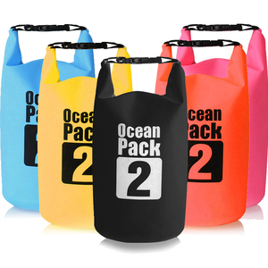 2L Waterproof Water Resistant Dry Bag Sack Storage Pack Pouch Swimming Outdoor Kayaking Canoeing River Trekking Boating(China)