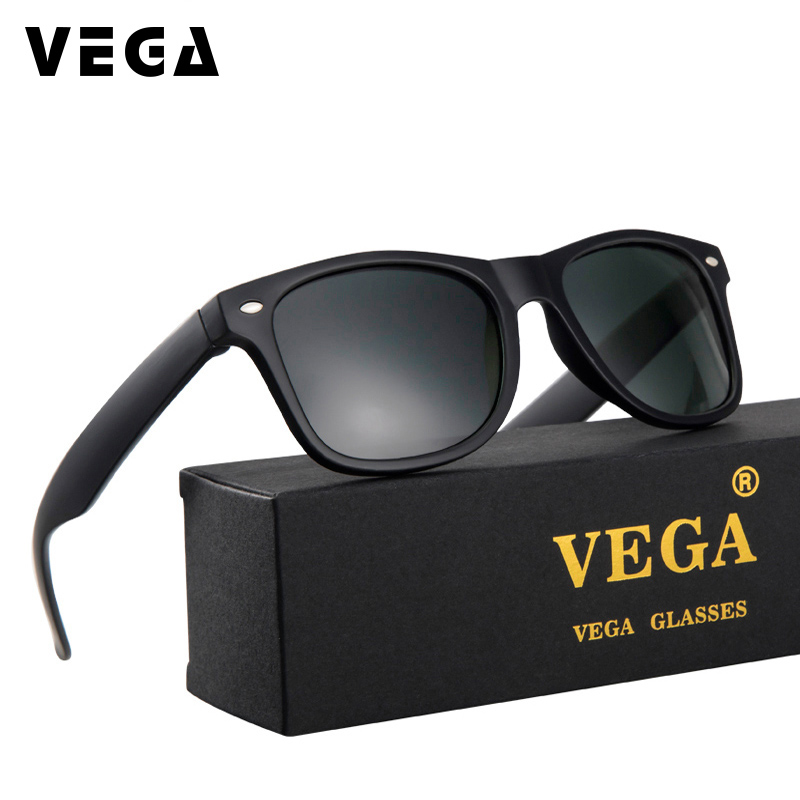 VEGA Classic Men Women Polarized Nail Sunglasses For Driver Fishing Wrap Around Glasses Men Women Outdoor Sunglass 2140