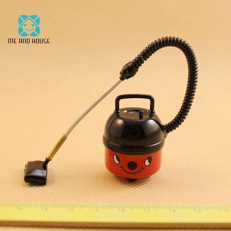 1:12 Кукольный дом Миниатюрный красочные пылесос для ванной гостиная мини игрушки нерабочий