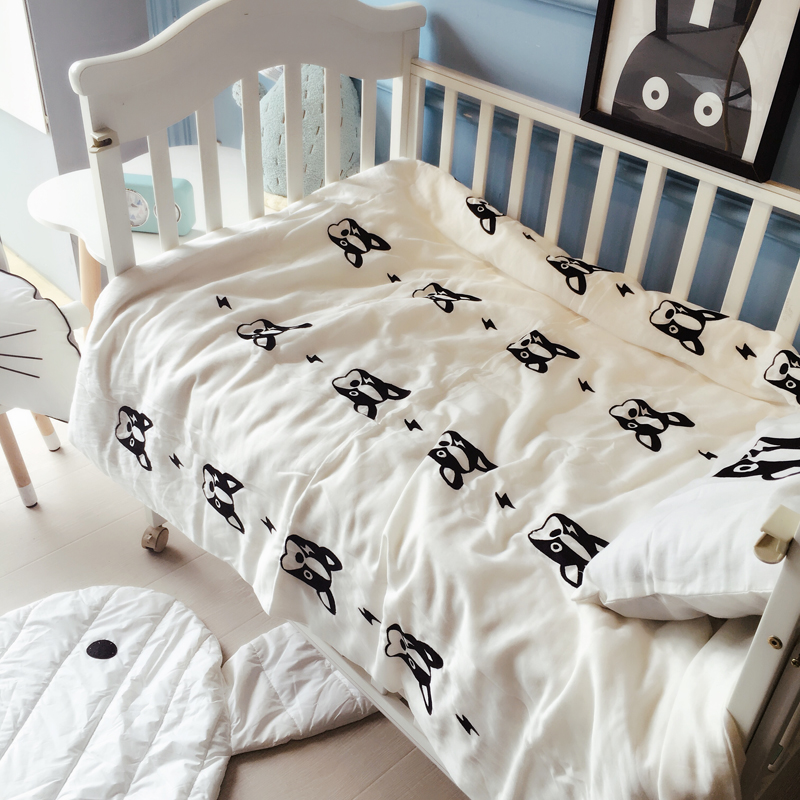 arrest de for cover brand embroidery bedding baby cots and infant me crib cotton boy bumper duvet with covers size rail set comforter sets