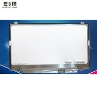 E&M 14 inch 1366*768 LCD Haier S400 7G 5H 7G 5S/3S T400 X1T R410G 7G 2/3/U IPS Display Screen Diy Repair Laptop PC Notebook