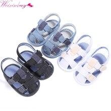 2017 Naujausias mados stilius Vasarą Mielos kūdikių berniukų Sandalai Vaikams Vaikams Mieli tuščiaviduriai kūdikių batai
