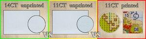 Image 5 - קרפיון קפיצה בעלי החיים דגי ציורי בית תפאורה נספר הדפסה על בד DMC 14CT 11CT DIY רקמה תפר צלב ערכת רקמה סטים