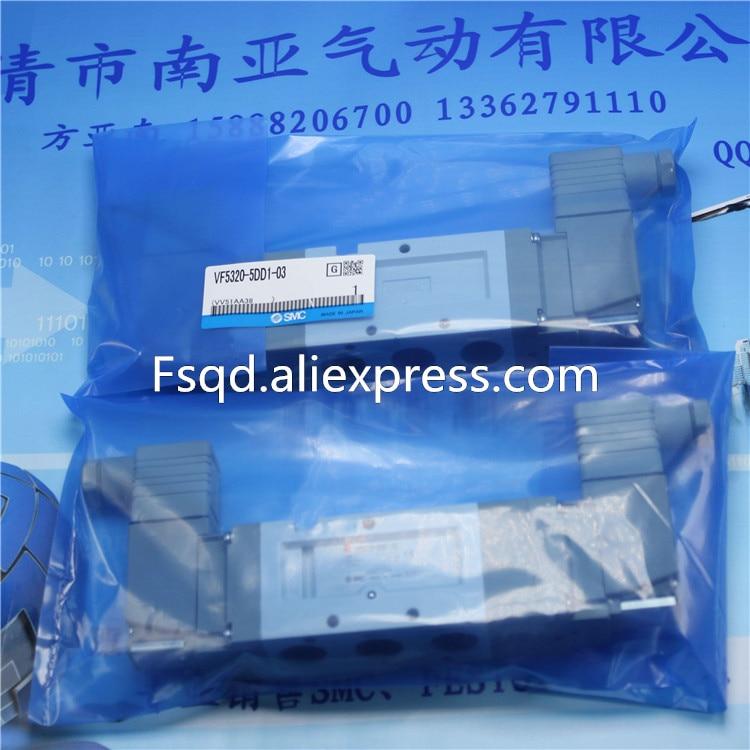 VF5420-4DZ1-03 Quality pneumatic components SMC pneumatic solenoid valve quality pneumatic components smc solenoid valve sy7220 5lzd 02